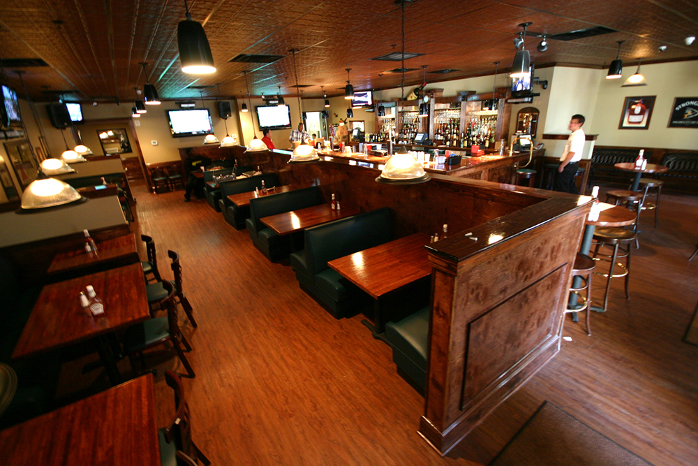 O'Brien's Pub Interior Photograph